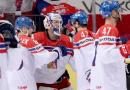 Povinné vítězství nad Norskem naši hokejisté vydřeli těsně 1:0