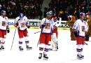 EHT: Čeští hokejisté v odvetném zápase znovu porazili Rusko 4:3