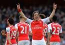 Arsenal po selhání v Lize Mistrů přivítal na domácím hřišti Everton