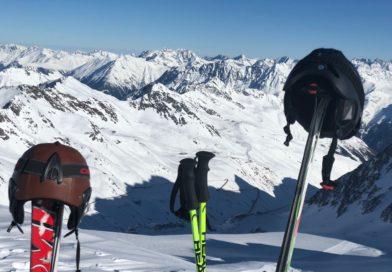 Sölden – lyžování ve stylu 007
