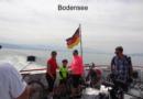 Okolo Bodamského  jezera – pohoda na kole