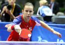 Iveta Vacenovská na Evropský pohár 2014