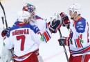 Lev Praha senzačně zdolal Metallurg Magnitogorsk a ujal se vedení ve finálové sérii KHL !