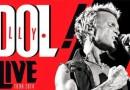 Billy Idol vystoupí už 21. června v pražské Incheba Aréně