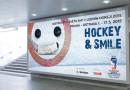 """MS v roce 2015 doprovodí originální """"hokejový smajlík"""""""