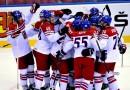 Češi otočili zápas se Slovenskem v samotném závěru a zvítězili v úvodním střetnutí na MS