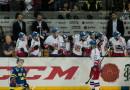 Channel One Cup (EHT): Tříbrankový náskok nestačil, Češi padli se Švédy před vlastními diváky 4:6