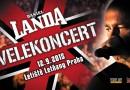 Daniel Landa chystá na září v Praze Velekoncert!