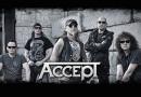 Metaloví velikáni ACCEPT v rámci turné zastavují na Metalfestu v Plzni!