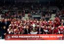 Hokejisté HC Oceláři Třinec vyhráli základní část Tipsport extraligy