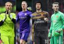 Poslední kolo Premier League určí vítěze ocenění Golden Glove